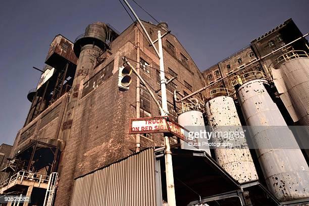 Domino Sugar Factory, Brooklyn NY