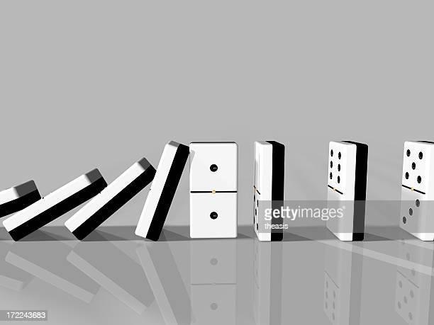 Dominoes Caught