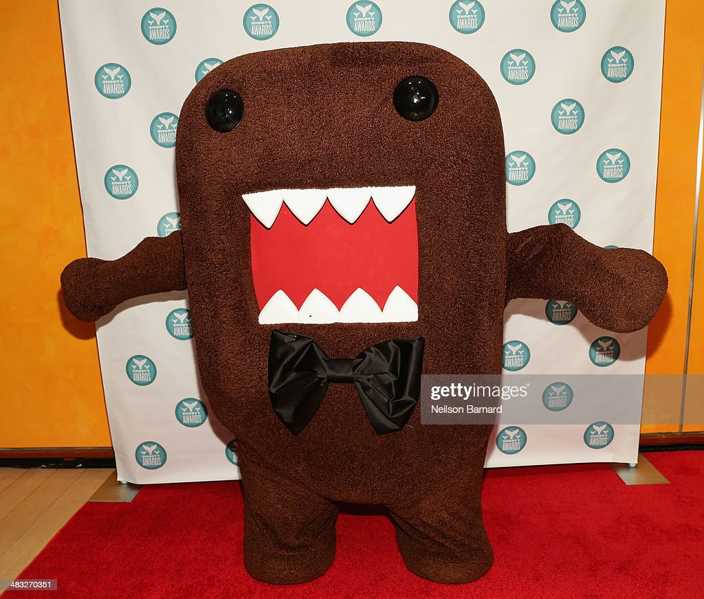 Domo attends the 6th Annual Shorty Awards on April 7, 2014 in New York City.