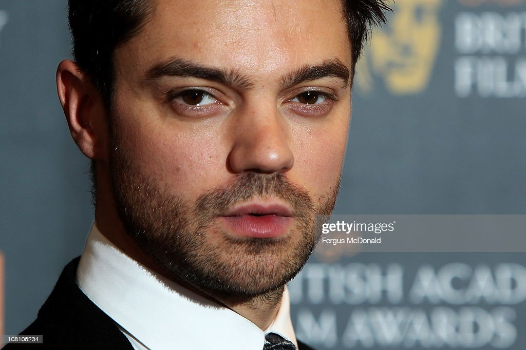 Domonic Cooper attends The Orange British Academy Film Awards nominations annoucement held at BAFTA on January 18 2011 in London England