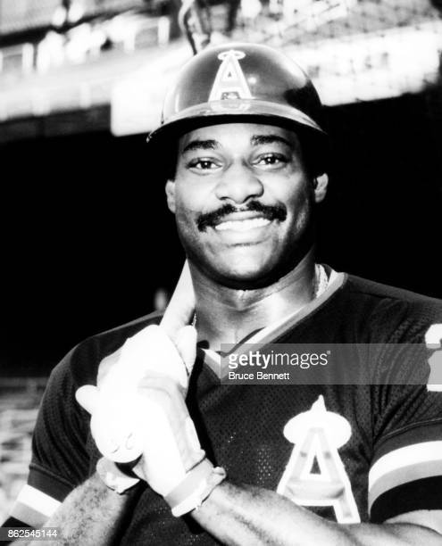 Don Baylor of the California Angels poses for a portrait before an MLB game circa 1979