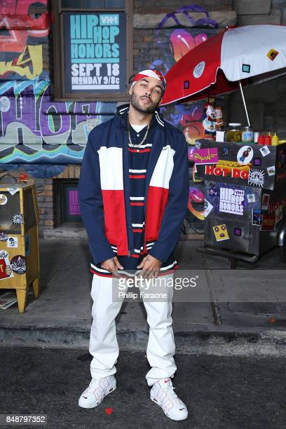Don Benjamin attends VH1's Hip Hop Honors The 90's Game Changers at Paramount Studios on September 17 2017 in Hollywood California