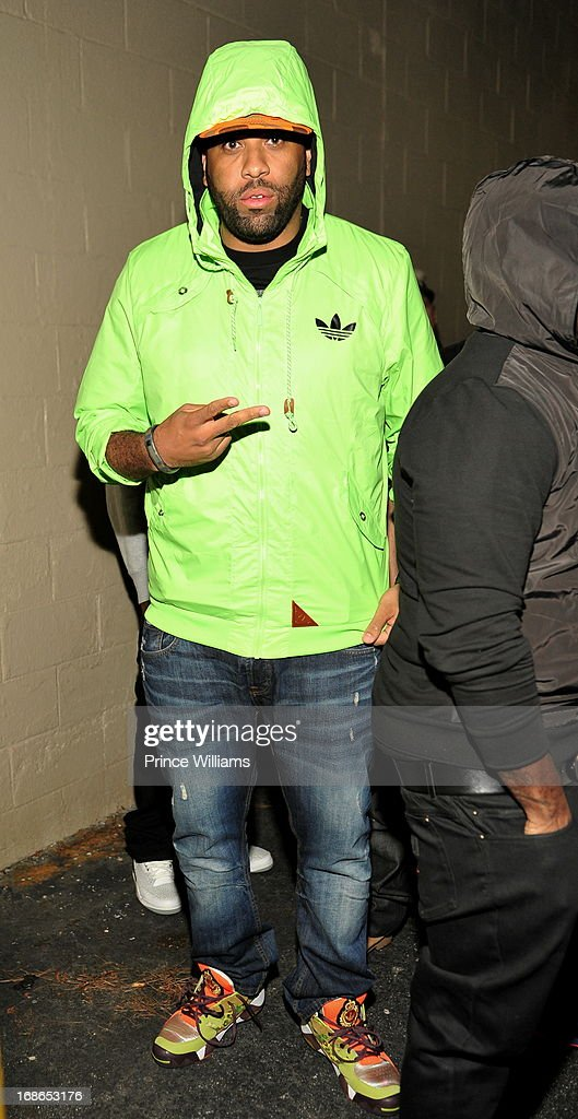 DJ Don Cannon attends the Meek Mill and DJ Drama Birthday Celebration at Velvet Room on May 12, 2013 in Chamblee, Georgia.