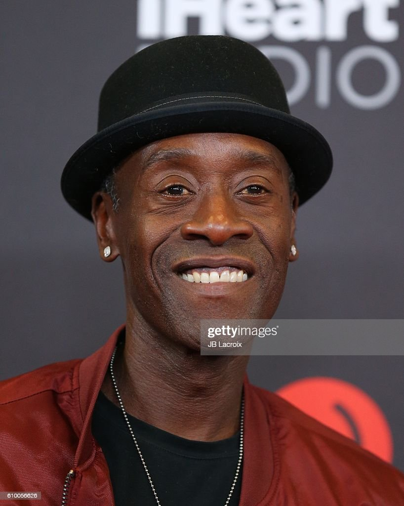 Don Cheadle attends the 2016 iHeartRadio Music Festival Night 1 at T-Mobile Arena on September 23, 2016 in Las Vegas, Nevada.