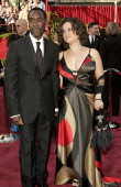 Don Cheadle nominee Best Actor in a Leading Role for 'Hotel Rwanda' and Bridgid Coulter