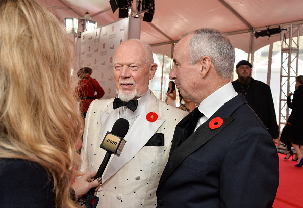 don cherry and ron maclean relationship quotes