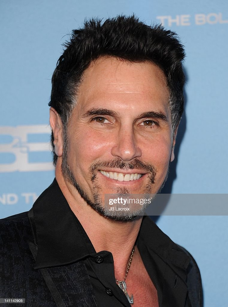<a gi-track='captionPersonalityLinkClicked' href=/galleries/search?phrase=Don+Diamont&family=editorial&specificpeople=606917 ng-click='$event.stopPropagation()'>Don Diamont</a> attends the 25th Silver Anniversary party for CBS' 'The Bold And The Beautiful on March 10, 2012 in Los Angeles, California.