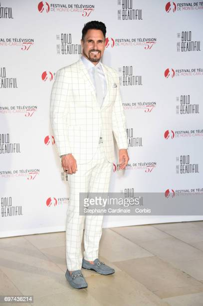 Don Diamont attends the 'The Bold and The Beautiful' 30th Anniversary during the 57th Monte Carlo TV Festival Day 3 on June 18 2017 in MonteCarlo...