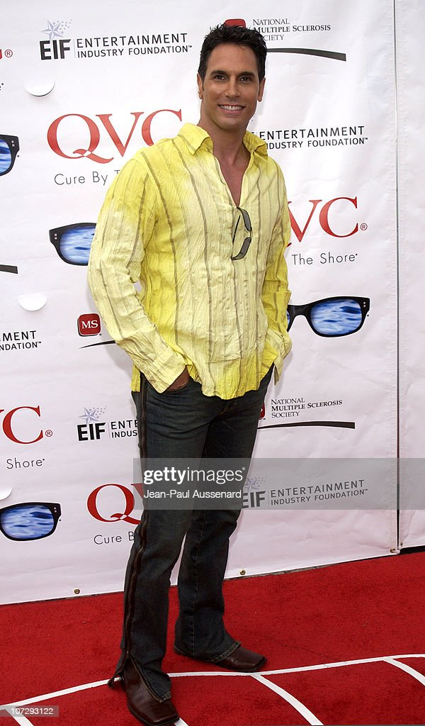 Don Diamont during 6th Annual 'QVC's Cure by the Shore' to Benefit the National Multiple Sclerosis Society at Private Residence in Malibu California...