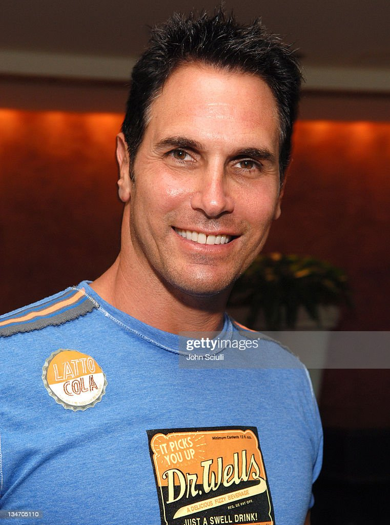 Don Diamont during Melanie Segal's Platinum Luxury Gifting Suite in Celebration of the 58th Annual Emmys and the 2006 MTV VMAs Day 1 at Le Meridien...