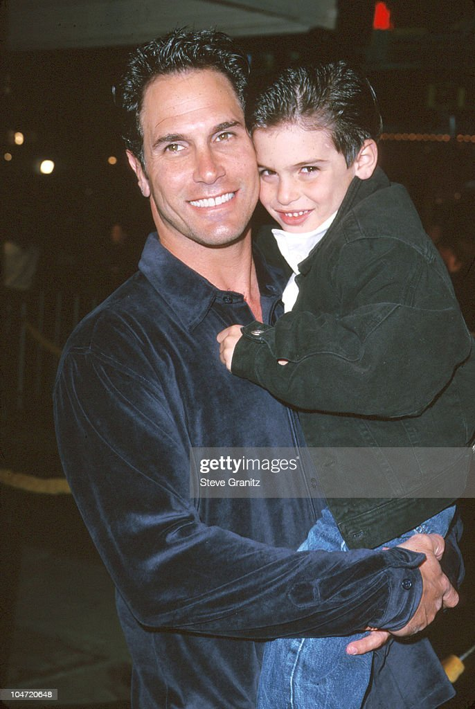 Don Diamont during The Road to El Dorado Premiere at Mann Village Theatre in Westwood California United States