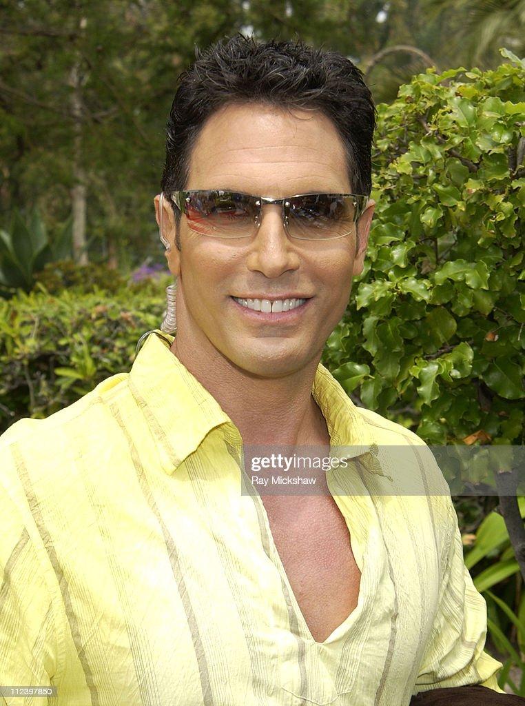 Don Diamont wearing Polo Jean Co Sunglasses