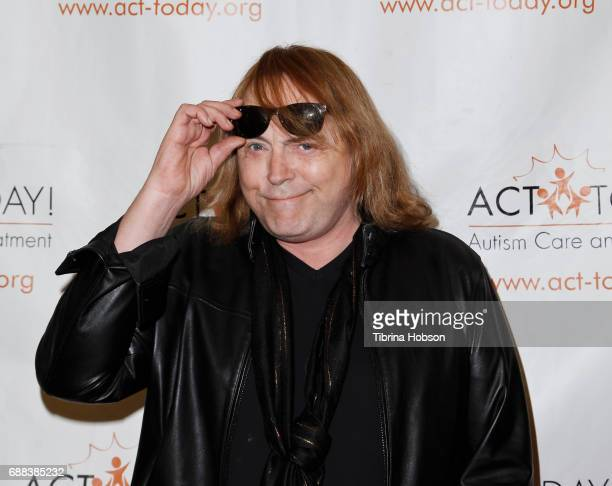Don Dokken from Dokken attends the Facebook live event for ACT Today hosted by Corey Feldman and Courtney Feldman on May 24 2017 in Los Angeles...