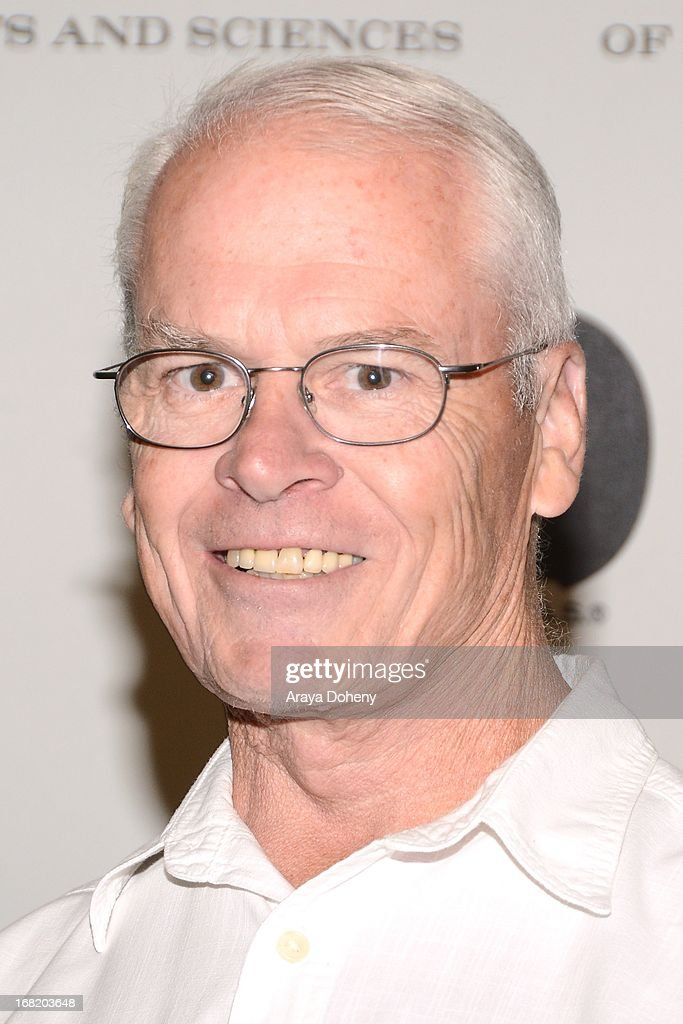 Don Elliott attends The Academy Spotlights VFX Game-Changers: Deconstructing 'Pi' at AMPAS Samuel Goldwyn Theater on May 6, 2013 in Beverly Hills, California.