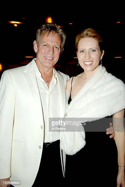 Don Felder and Catherine Nicholson during Don Felder in Concert at the Boomer Esiason Foundation's Booming Celebration March 11 2006 at Waldorf...