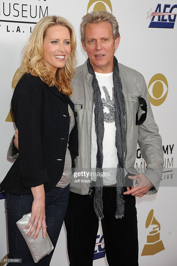<a gi-track='captionPersonalityLinkClicked' href=/galleries/search?phrase=Don+Felder&family=editorial&specificpeople=640659 ng-click='$event.stopPropagation()'>Don Felder</a> (R) and Kathrin Nicholson <a gi-track='captionPersonalityLinkClicked' href=/galleries/search?phrase=Don+Felder&family=editorial&specificpeople=640659 ng-click='$event.stopPropagation()'>Don Felder</a> (R) and Kathrin Nicholson arrive to the Grammy Nominations Concert LIVE! held at the Nokia Theatre L.A. LIVE on December 3, 2008 in Los Angeles, California.