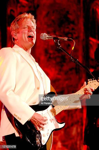 Don Felder during Don Felder in Concert at the Boomer Esiason Foundation's Booming Celebration March 11 2006 at Waldorf Astoria in New York City...