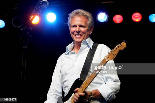Don Felder of the Eagles during Dennis Quaid's Starry Starry Night Party Auction 39 at Austin Film Studios in Austin Texas United States