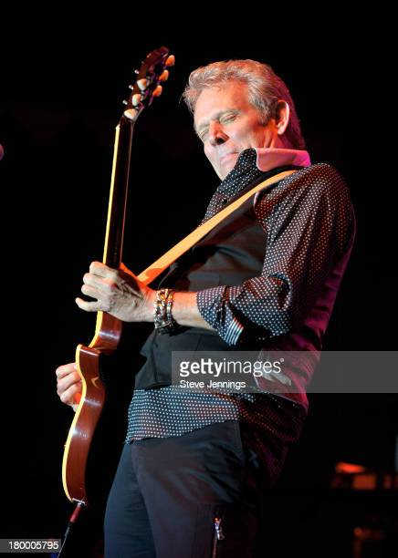 Don Felder performs at the Best Buddies Challenge Hearst Castle Victory Barbeque Celebration Party at Hearst Castle on September 7 2013 in San Simeon...