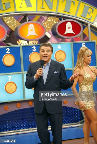 Don Francisco during 20Year Anniversary Program of Sabado Gigante at Univision Studios in Miami Florida United States