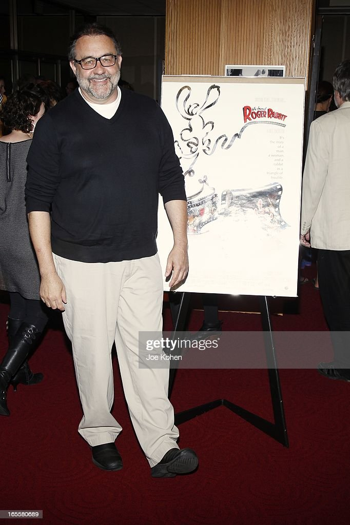 Don Hahn attends The Academy Of Motion Picture Arts And Sciences' 25th Anniversary Screening Of 'Who Framed Roger Rabbit' at AMPAS Samuel Goldwyn Theater on April 4, 2013 in Beverly Hills, California.