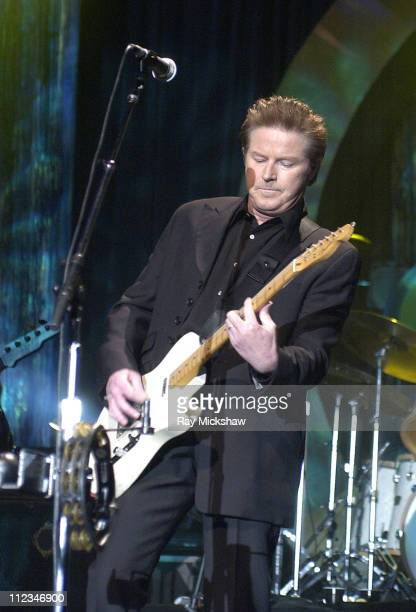 Don Henley during The 9th Annual Race to Erase MS CoChaired by Nancy Davis Tommy HilfigerMusical Performances at The Century Plaza Hotel in Century...