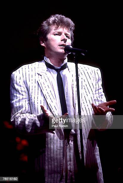 Don Henley on 7/3/85 in Chicago Il