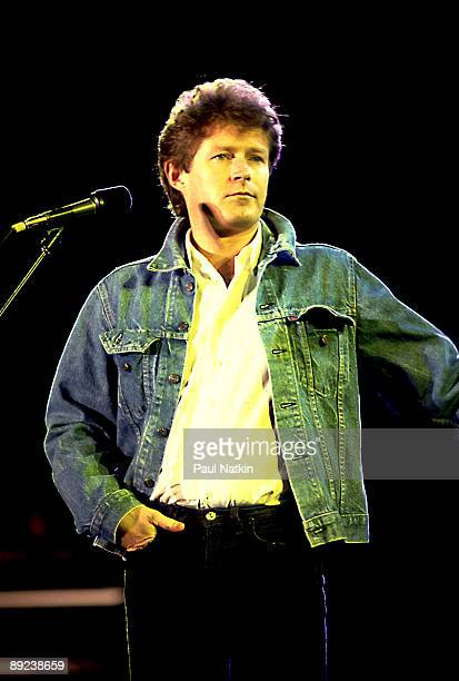 Don Henley on 9/22/85 in Champaign Il