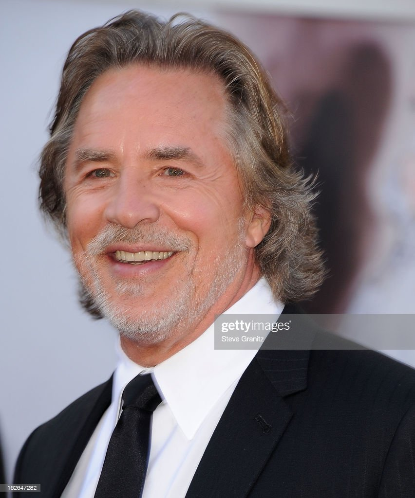 Don Johnson arrives at the 85th Annual Academy Awards at Dolby Theatre on February 24, 2013 in Hollywood, California.