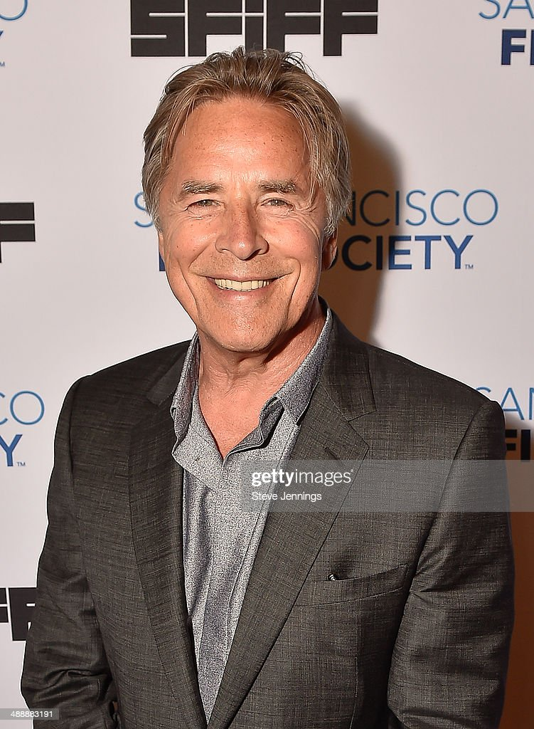 <a gi-track='captionPersonalityLinkClicked' href=/galleries/search?phrase=Don+Johnson&family=editorial&specificpeople=211250 ng-click='$event.stopPropagation()'>Don Johnson</a> attends the 57th San Francisco International Film Festival on closing night for the Premiere of 'Alex of Venice' at Castro Theater on May 8, 2014 in San Francisco, California.