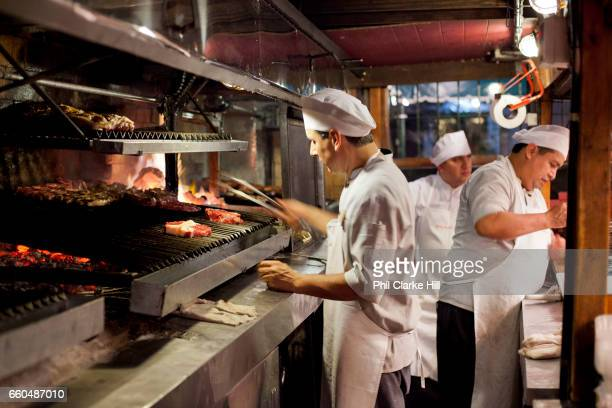 Don Julio Parilla barbecue steak house Palermo is one of the most reknowned in Buenos Aires