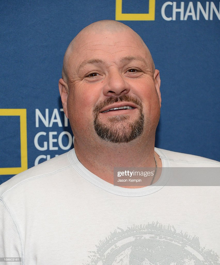 Don 'Katt Daddy' Brewer attends the National Geographic Channels' '2013 Winter TCA' Cocktail Party at the Langham Huntington Hotel on January 3, 2013 in Pasadena, California.