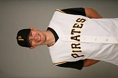 Don Kelly of the Pittsburgh Pirates poses during photo day at McKechnie Field on February 25 2007 in Bradenton Florida