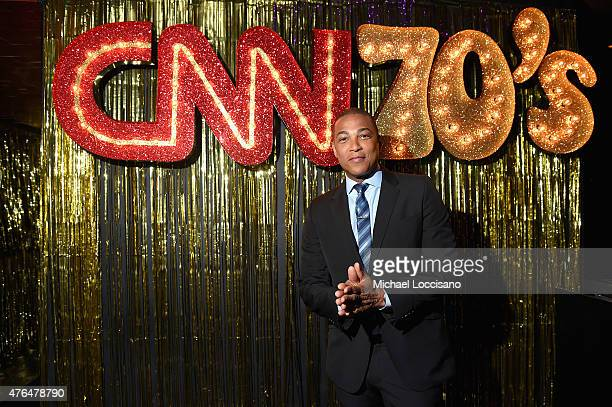 Don Lemon attends the CNN The Seventies Launch Party at Marquee on June 9 2015 in New York City 25520_169JPG