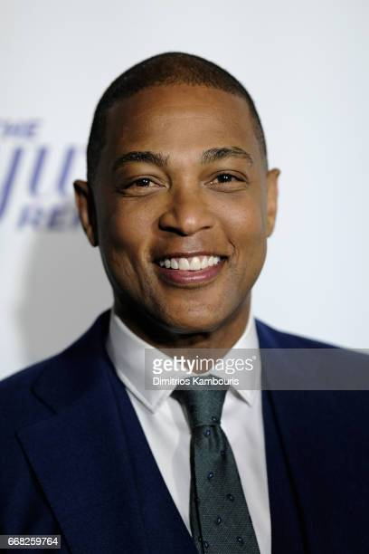 Don Lemon attends The Hollywood Reporter 35 Most Powerful People In Media 2017 at The Pool on April 13 2017 in New York City