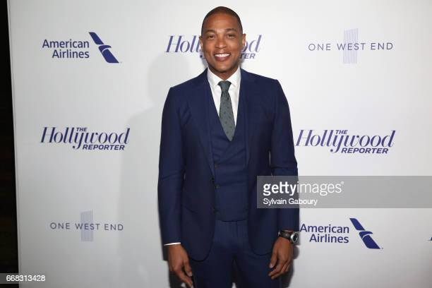 Don Lemon attends The Hollywood Reporter's 35 Most Powerful People In Media 2017 on April 13 2017 in New York City