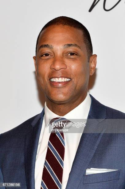 Don Lemon attends Variety's Power of Women New York at Cipriani Midtown on April 21 2017 in New York City