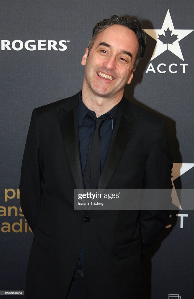 <a gi-track='captionPersonalityLinkClicked' href=/galleries/search?phrase=Don+McKellar&family=editorial&specificpeople=220250 ng-click='$event.stopPropagation()'>Don McKellar</a> appears at the Canadian Screen Awards at Sony Centre for the Performing Arts on March 3, 2013 in Toronto, Canada.