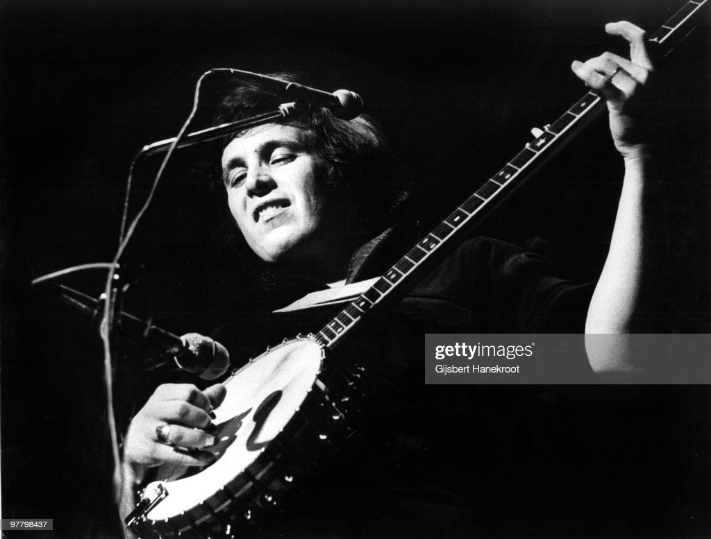 Don McLean performs live on stage in Amsterdam, Netherlands in 1974