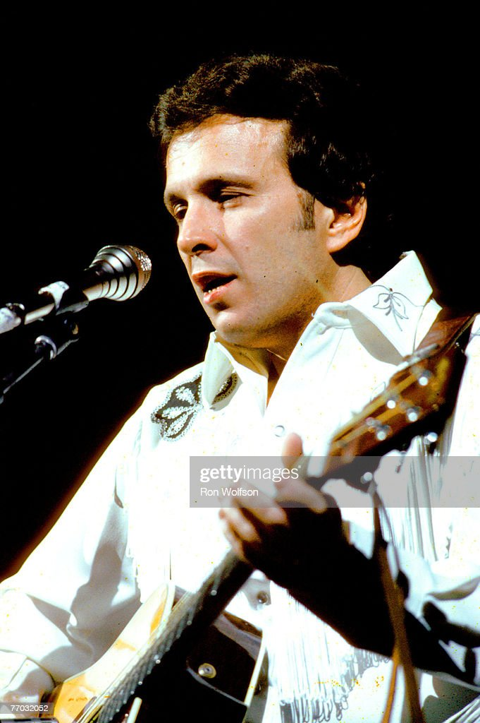 Don Mclean performs on the TV Show 'Solid Gold' KTLA Studios, Los Angeles, California