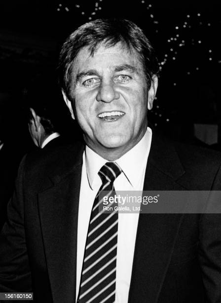 Don Meredith attends the opening party for 'Big River' on April 25 1985 at Tavern on the Green in New York City