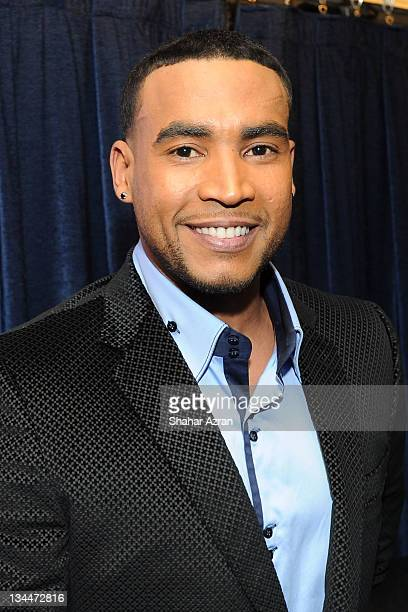 Don Omar backstage at the Beacon Theatre on December 1 2011 in New York City