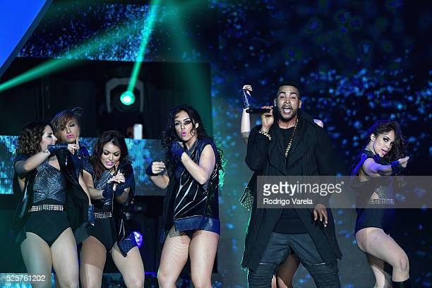 Don Omar performs onstage at the Billboard Latin Music Awards at Bank United Center on April 28 2016 in Miami Florida