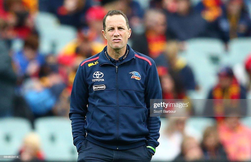 AFL Rd 19 - Adelaide v Essendon
