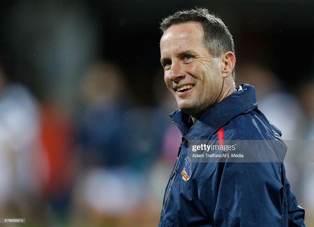 AFL Rd 18 - Geelong v Adelaide