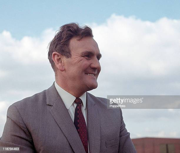 Don Revie manager of Leeds United circa 1970