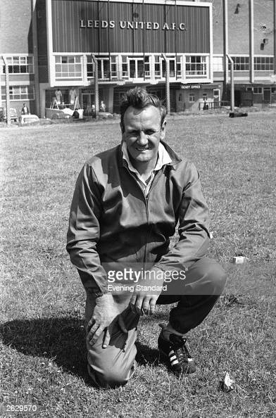 Don Revie manager of Leeds United Football Club Original Publication People Disc HU0273