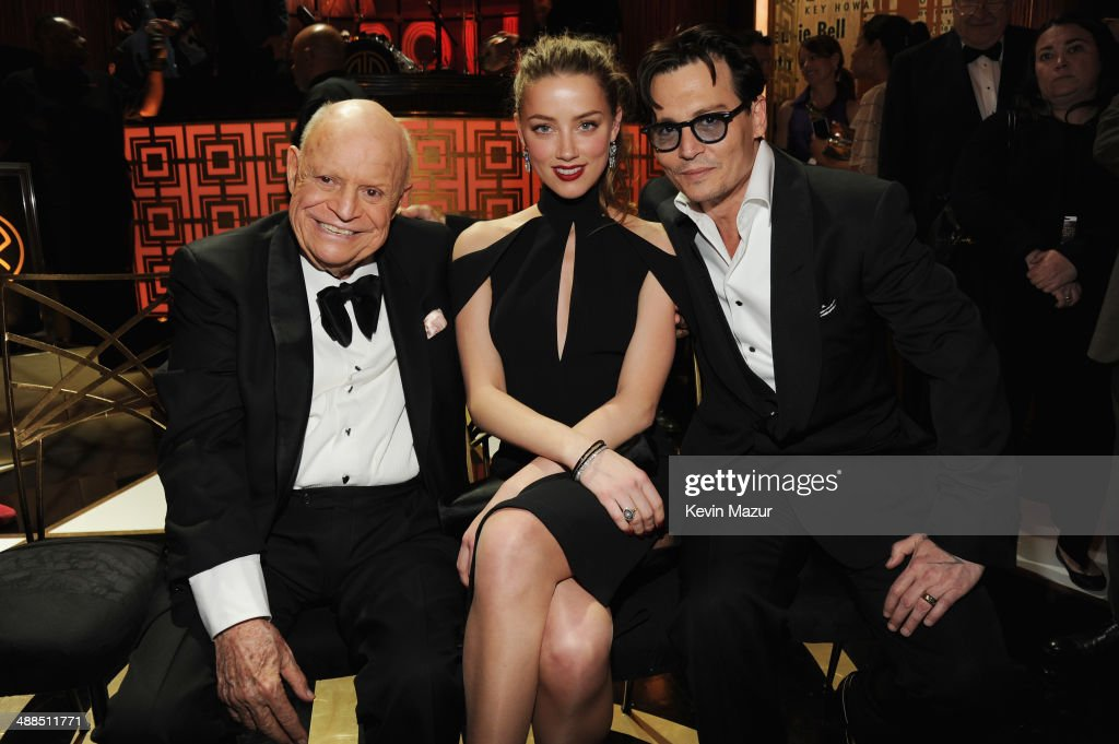 <a gi-track='captionPersonalityLinkClicked' href=/galleries/search?phrase=Don+Rickles&family=editorial&specificpeople=1474774 ng-click='$event.stopPropagation()'>Don Rickles</a>, <a gi-track='captionPersonalityLinkClicked' href=/galleries/search?phrase=Amber+Heard&family=editorial&specificpeople=2210577 ng-click='$event.stopPropagation()'>Amber Heard</a> and <a gi-track='captionPersonalityLinkClicked' href=/galleries/search?phrase=Johnny+Depp&family=editorial&specificpeople=202150 ng-click='$event.stopPropagation()'>Johnny Depp</a> atend Spike TV's '<a gi-track='captionPersonalityLinkClicked' href=/galleries/search?phrase=Don+Rickles&family=editorial&specificpeople=1474774 ng-click='$event.stopPropagation()'>Don Rickles</a>: One Night Only' on May 6, 2014 in New York City.
