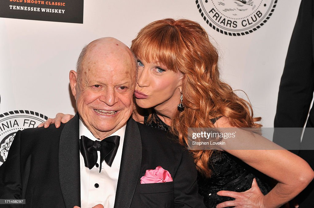 <a gi-track='captionPersonalityLinkClicked' href=/galleries/search?phrase=Don+Rickles&family=editorial&specificpeople=1474774 ng-click='$event.stopPropagation()'>Don Rickles</a> and <a gi-track='captionPersonalityLinkClicked' href=/galleries/search?phrase=Kathy+Griffin&family=editorial&specificpeople=203161 ng-click='$event.stopPropagation()'>Kathy Griffin</a> attend The Friars Foundation Annual Applause Award Gala honoring <a gi-track='captionPersonalityLinkClicked' href=/galleries/search?phrase=Don+Rickles&family=editorial&specificpeople=1474774 ng-click='$event.stopPropagation()'>Don Rickles</a> at The Waldorf=Astoria on June 24, 2013 in New York City.