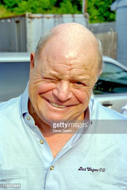 Don Rickles during Don Rickles Performs at Westbury Music Fair June 11 1995 at Westbury Music Fair in Westbury New York United States
